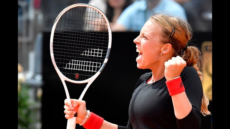 Kontaveit defeats Venus twice in two weeks