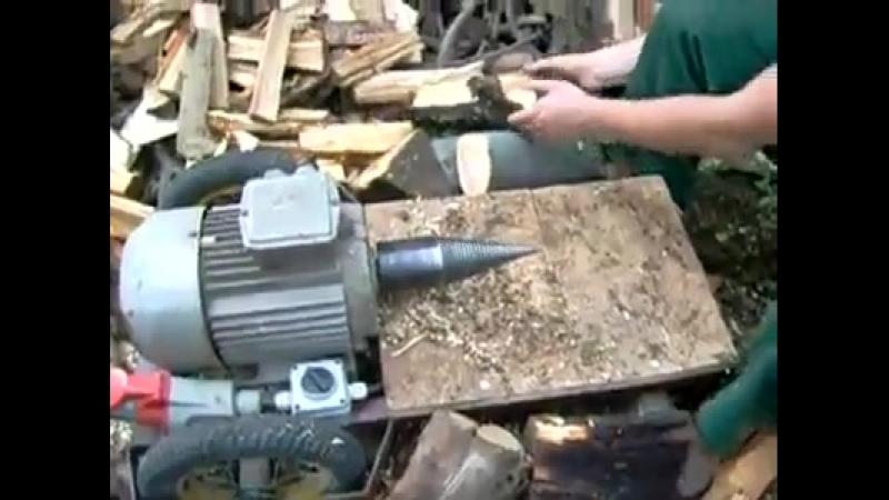 Во как! А в Керчи, для ароматного шашлыка я использовал дрова из фруктовых деревьев, ох и физкультура это, колоть тупеньким топо