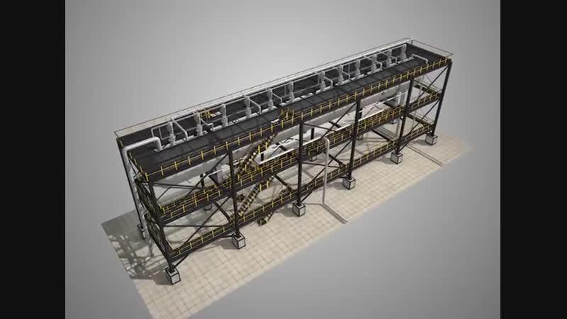 Реактор сернокислотного алкилирования