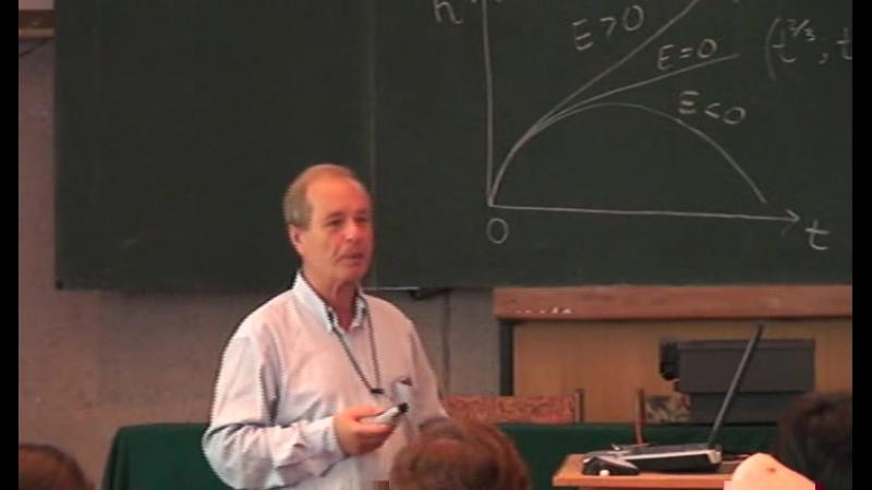 2006 | Физика Вселенной | Общая теория относительности и космология Часть 2 - 06|06