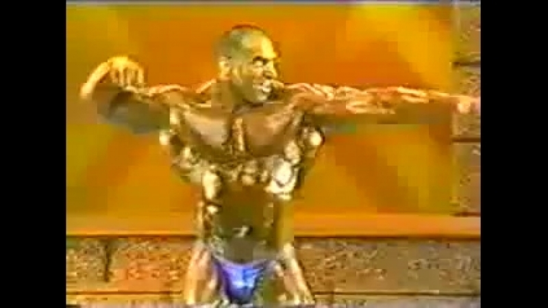 Arnold Classic 1998 Nasser el Sonbaty Нассер эль Сонбати
