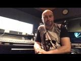 Видео от Продюсера группы Краски, Алексея Воронова.