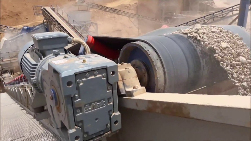 I-MAK Gearboxes and drives - Solutions for the mining industry