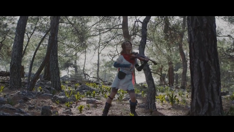 Lindsey Stirling-Forgotten City from RiME