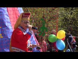 Ловозеро 2018 Марина Гринчук, исполнительница саамских песен