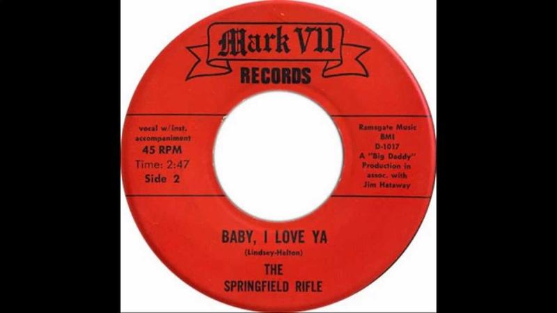 The Springfield Rifle - Baby, I Love Ya