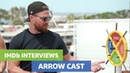 Arrow Cast Answers: Who Would You Most Like To Face in a Water Balloon Fight