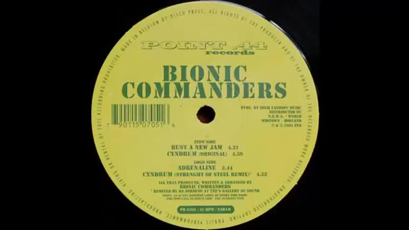 [3][185.30 G] bionic commanders ★ cyndrum ★ strenght of steel remix