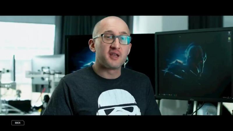 Продюсер Пол Кеслин о новой системе прогресса в Star Wars Battlefront II.