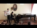 Морозов Михаил(флейта) группа С