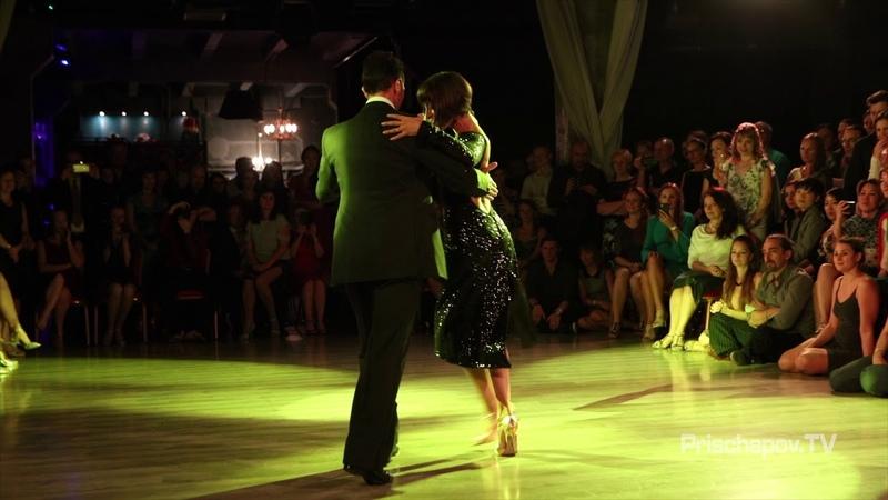 Gisela Paula Natoli Gustavo Rosas, 3-4, Russian Tango Congress 2018