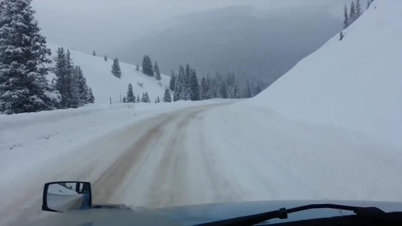 Extreme Winter Big Rig Truck Driving Semi Truckin 1