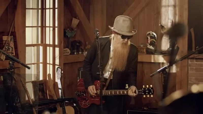Billy Gibbons - La Grange (Live From Daryls House) [360p]