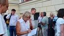 17.07.2018 Царицынский вторник дольщиков нашего ЖК возле Правительства Москвы