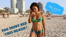Tel Aviv Vlog 1: You must see this beach!