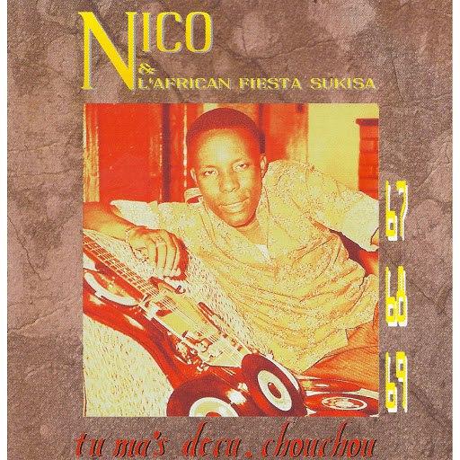 Nico альбом Tu m'as déçu chouchou