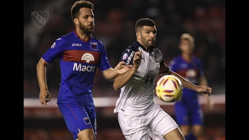 Fecha 7: Resumen de Independiente - Tigre