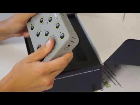 Обзор тифлофлешплеер ElecGeste DTBP-301 Медиум от компании Альфа Среда