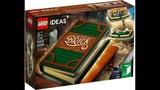 King News #54 Фото-Обзор Нового Набора Lego Ideas 21315 Pop-Up-Book