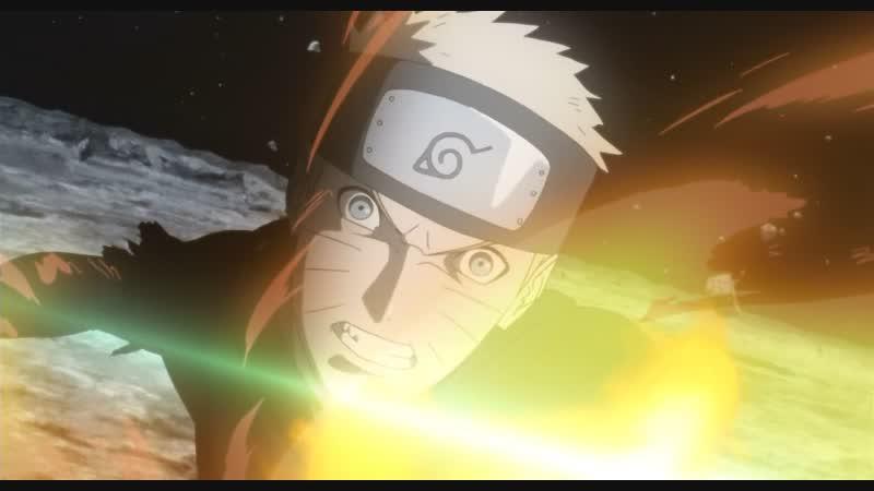 Naruto Shippuuden Last Movie Naruto Vs Toneri Select Theneme Крутой Клип