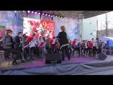 9 мая 2018 год.Оркестр баянистов и аккордеонистов СПб ДШИ № 11
