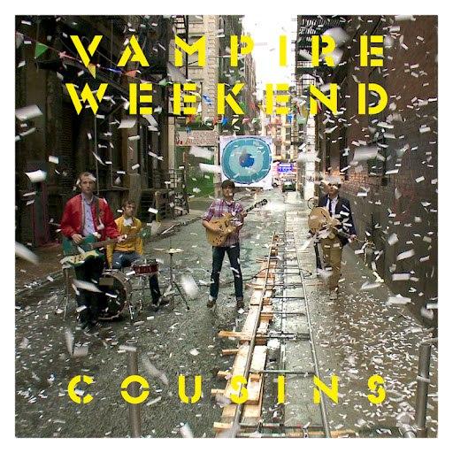 Vampire Weekend альбом Cousins