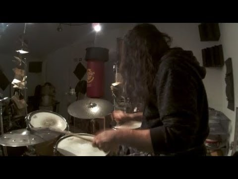 Andrew McAuley KindBeats Wake 'N Break No 1203 Paradiddle Diddle Groove Between Ride And Hats