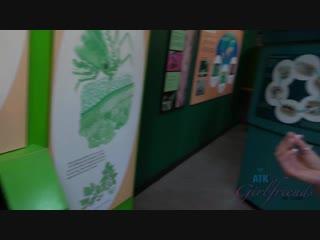 Lily Adams (Virtual Vacation England 3/7) [POV, Masturbation, Orgasm, 1080p]