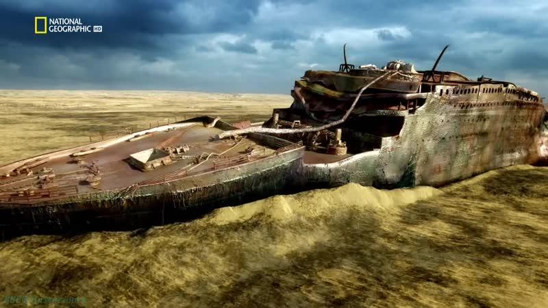 «Осушить океан: Титаник» (Научно-познавательный, история, исследования, 2015)