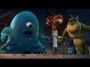 Монстры против Пришельцев- Ночь Живых Морковок (2011) 720p