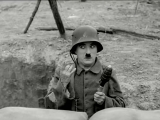 Charlie Chaplin (The Great Dictator 1940 ) hand grenade sence