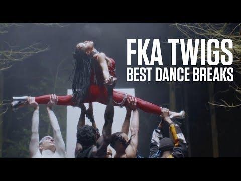 FKA Twigs Best Dance Breaks