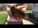 Super hair long girl gorgeous show | hair Silk