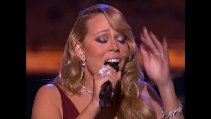 Mariah Carey - My Saving Grace (live at Soul Train Music Awards 2003)