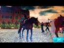 Баг лошадь танцует
