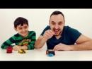 Папа Роб и Ярик, Папа Макс и Елисей БАТТЛ за ДИКИХ СКРИЧЕРОВ
