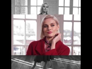 «Снежная Королева»: женская коллекция пальто Весна 2018
