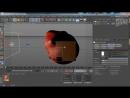 Подповерхностное свечение в Cinema 4D