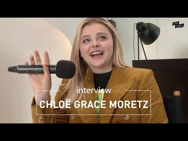 Chloë Grace Moretz - INTERVIEW Come as you are