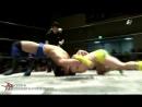Kazuki Hashimoto, Kota Sekifuda, Tatsuhiko Yoshino, Yuya Aoki vs. Brahman Brothers, Hercules Senga, Tsutomu Oosugi (BJW)