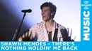 Shawn Mendes performs There's Nothing Holdin' Me Back for SiriusXM