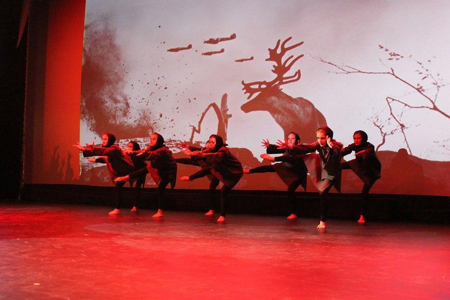 На Ямале прошел региональный отборочный тур V Всероссийского конкурса детского и юношеского творчества «Земля Талантов»