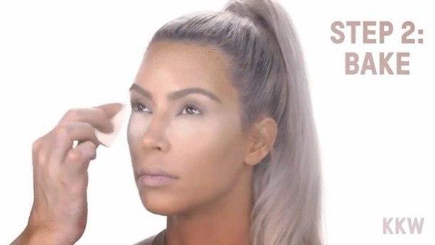 """Kim Kardashian West on Instagram """"Conceal, Bake, Brighten 12PM PST at KKWBEAUTY.COM"""""""