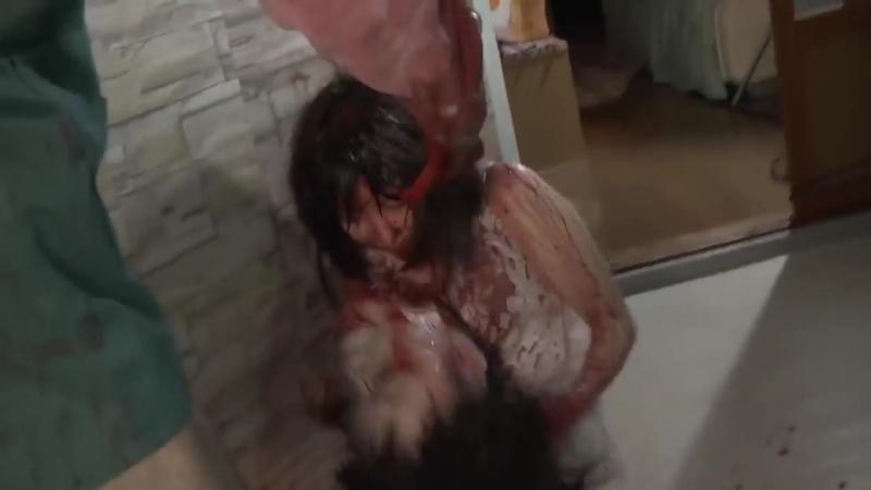 Rape Zombie Side-Story_ Hardcore of the Dead theatrical trailer - Naoyuki Tomomatsu movie