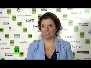 Симоньян о запуске RT France: теперь мы можем доносить до Франции другую картинку мира