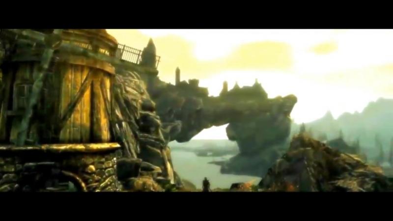 [Валёк Тохтаров] The Elder Scrolls V Skyrim трейлер игры на русском