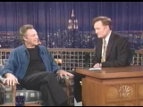 Christopher Walken Late Night 9.29.04