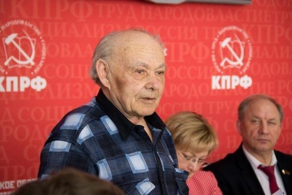 Скончался томич отправивший Медведеву свою прибавку к пенсии