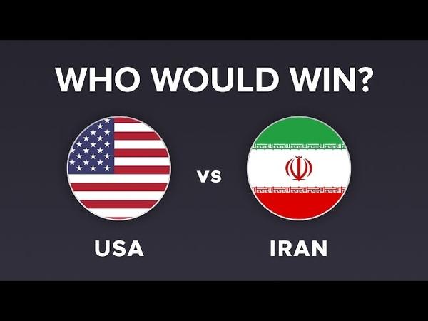 Iran vs The United States Who Would Win Military Comparison