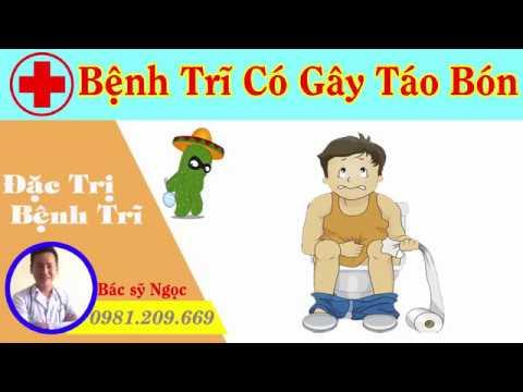 Bệnh Trĩ Có Gây Táo Bón Không - Điều Trị Bệnh Trĩ Tại Hải Phòng, Quảng Ninh